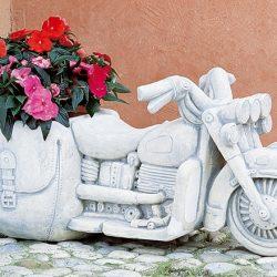 Marmormotorcykel
