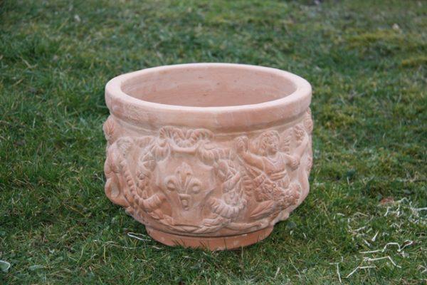 Terracottakrukke