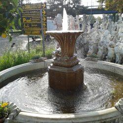 Marmorspringvand