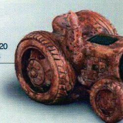 Marmortraktor