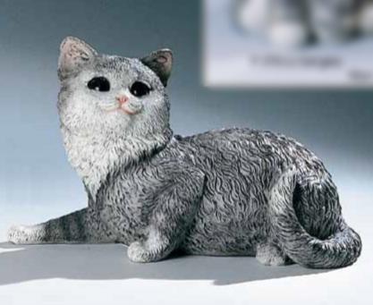 Kattekillling grå