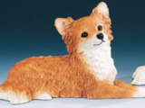 Dyr Chihuahua hvalp – naturtro – Resin