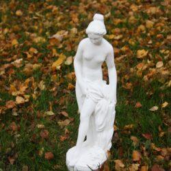 Venus med klæde